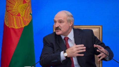 Лукашенко грозит пересмотреть участие Белоруссии в Евразийском союзе