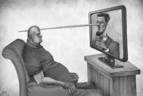 Иллюстрации о обществе от ар…