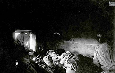 Голодный год в Нижегородской губернии: ретро фотографии, сделанные Максимом Дмитриевым в 1891-1892 году