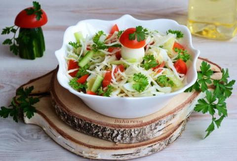 Салат витаминный «Ностальжи»