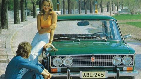 Сексуальные тачки СССР: авто…