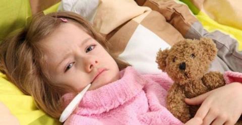 Обязанность каждой мамы знать — что делать, когда у ребенка темепература