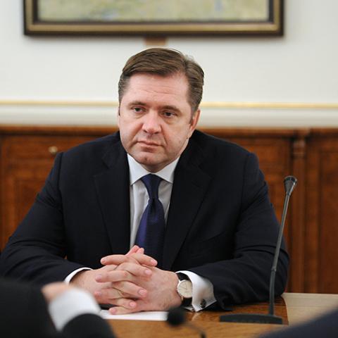 Федотов опроверг участие экс…