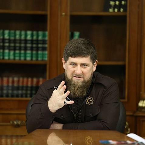 Рамзан Кадыров в 12-й раз стал отцом