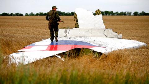 Трагедия MH-17: ЛДНР одобрил…