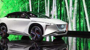 Nissan анонсировал премьеру серийного электрического кроссовера