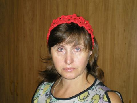 Марина Бережная (Неклюдова)
