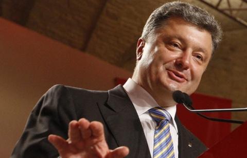 Порошенко признал Украину успешной космической державой