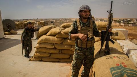 Курды уничтожили отряд ИГИЛ …