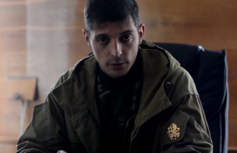 Каждый город до Киева я сравняю с землей, — Гиви пообещал отомстить за убийство Моторолы (ВИДЕО)