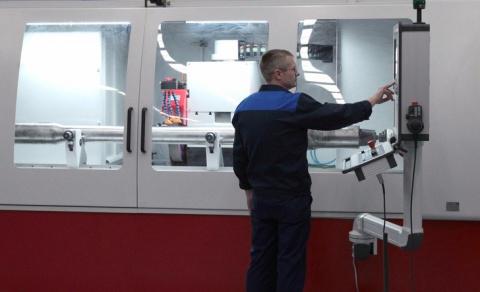 Производство роторных систем нефтегазодобывающего оборудования открыли в Санкт-Петербурге