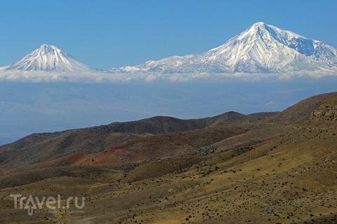 100 вершин Кавказа. Арарат