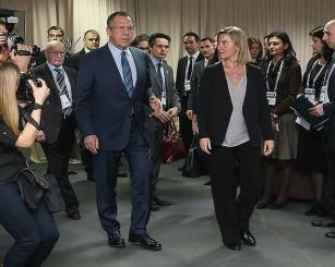Политолог о встрече Лаврова …