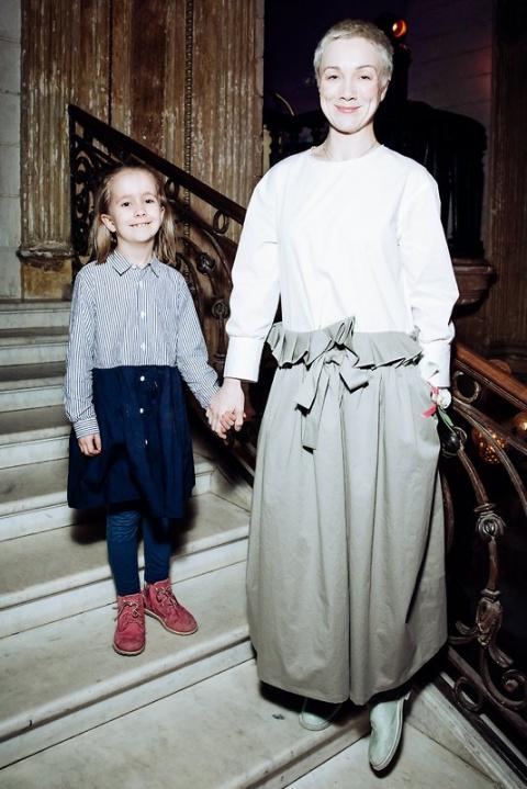 Дарья Мороз вывела шестилетн…