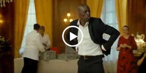 Танец Дриса из фильма «1+1».…