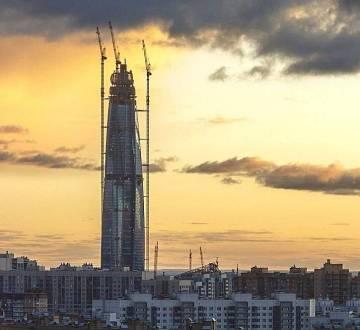 Самый высокий небоскреб Евро…