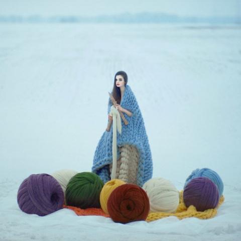 Волшебный мир сюрреализма в фотографиях киевского фотографа Олега Оприско