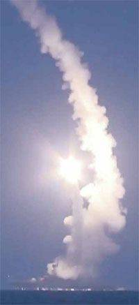 «Запуск изделий «Калибр» из Каспия сильно повлиял на политику США»