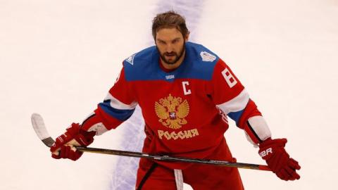 Александр Овечкин объявил войну НХЛ