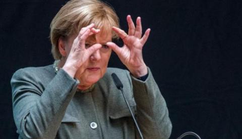 На Меркель объявлена охота