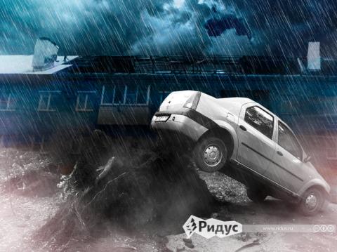 Как выжить, попав под смерч или ураган