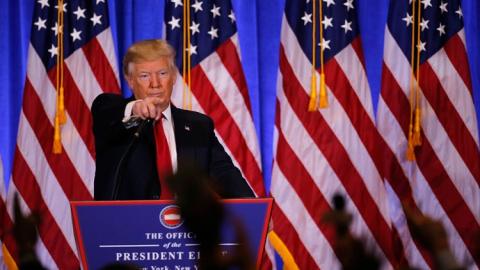 Трамп восстановил отмененные Обамой меры по борьбе с абортами