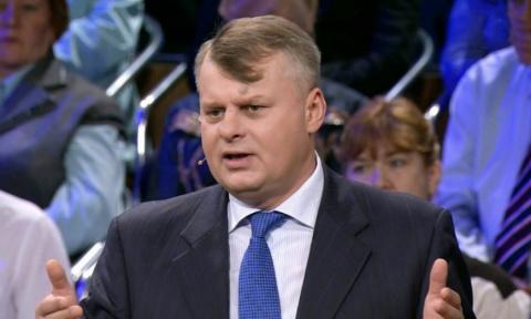 Вадим Трюхан об инциденте с Жириновским на ТВ: если бы ушел - выглядел бы трусом.