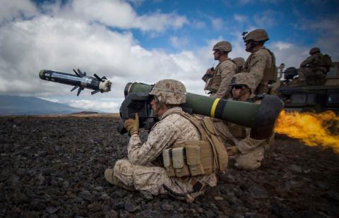 США боятся, что поставки ору…