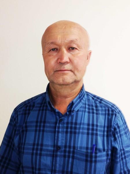 Аскар Канафин