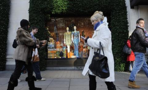 Инфляция в Британии достигла максимума с 2012 года