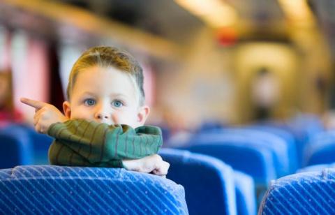 Мальчик в маршрутке