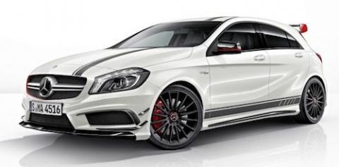 Mercedes-Benz A45 AMG получи…