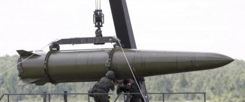 Россия построила новый «железный занавес», на этот раз – с помощью современных ракетных технологий