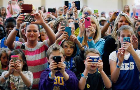 Пользователи смартфонов буду…
