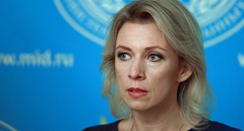 Захарова прокомментировала сообщения СМИ об обнаружении в Алеппо оружия из Болгарии