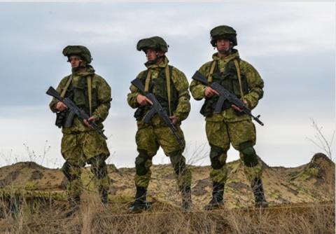 Фельгенгауэр: для захвата Украины Путину нужно призвать 300 тысяч воинов