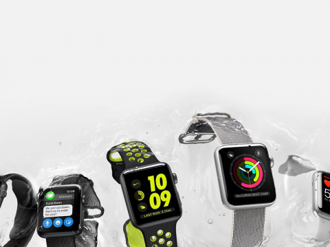 Apple Watch series 2: разбир…