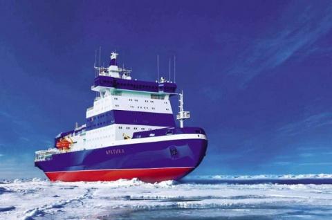 Атомный ледокол «Урал» заложат 25 июля
