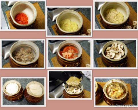 Рисовый горшочек. Фото-рецепт. Татьяна (с) SLO