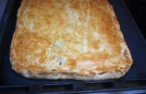 Пирог из плаценты
