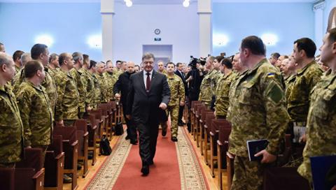 """Порошенко заявил об угрозе """"…"""