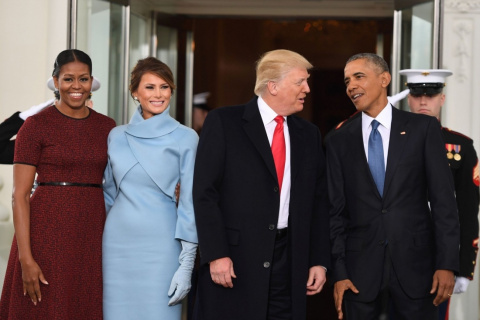 Новая президентша Америки
