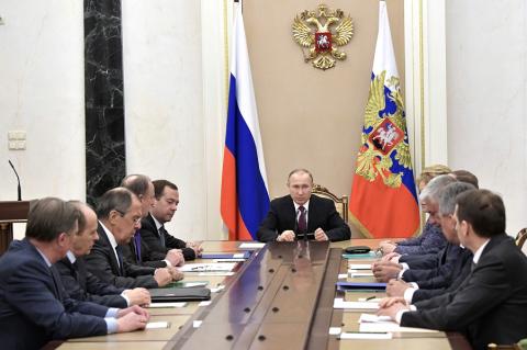 Кремль понял, что бояться нечего? После вчерашнего и вообще...