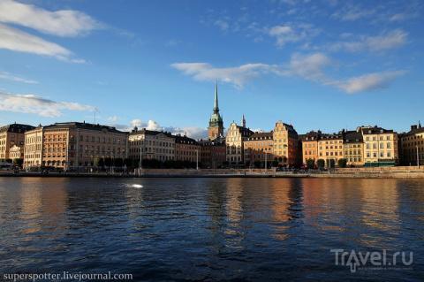 День в Стокгольме