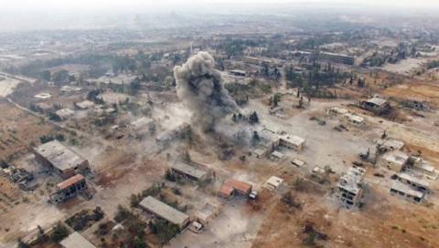 Дамаск: турецкие военные пер…