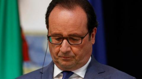 Олланду поставили ультиматум…