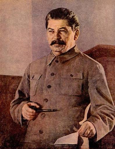 Две курьезные встречи Сталин…