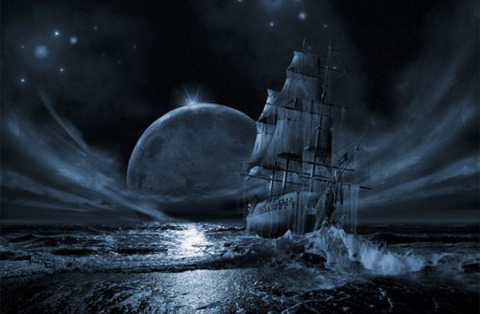 «Октавиус» – ледяной корабль…
