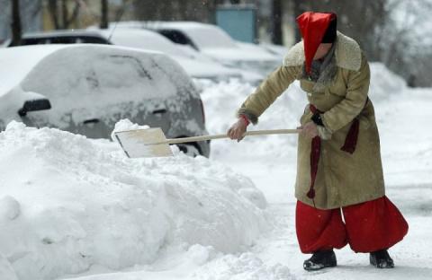 Украина на грани замерзания …