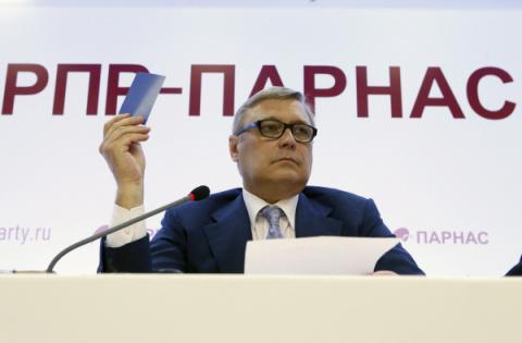"Ставка Касьянова на ""русских…"